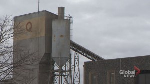 'No major injuries' after silo explodes at Dartmouth concrete plant